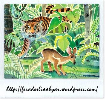 Kancil dan Harimau~FDA