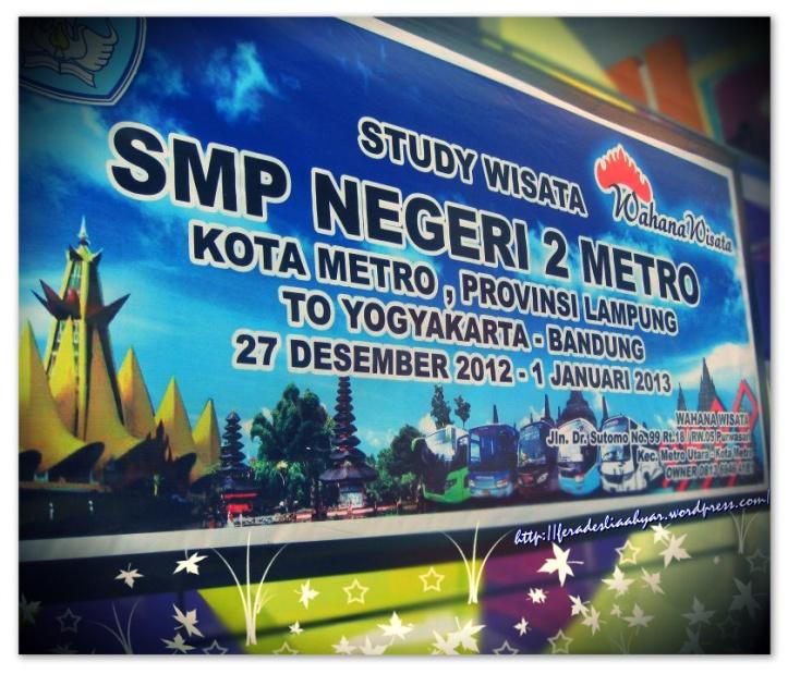 Study Tour JHS 2 Metro1