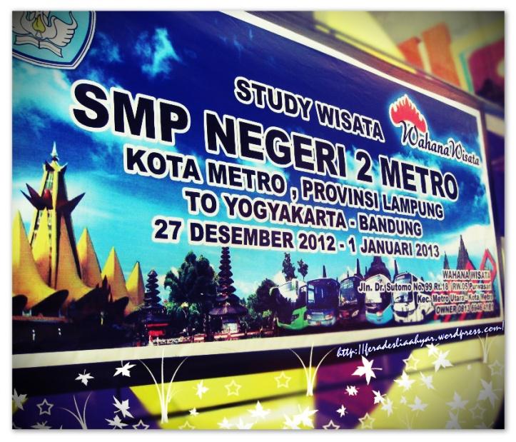 Study Tour JHS 2 Metro2