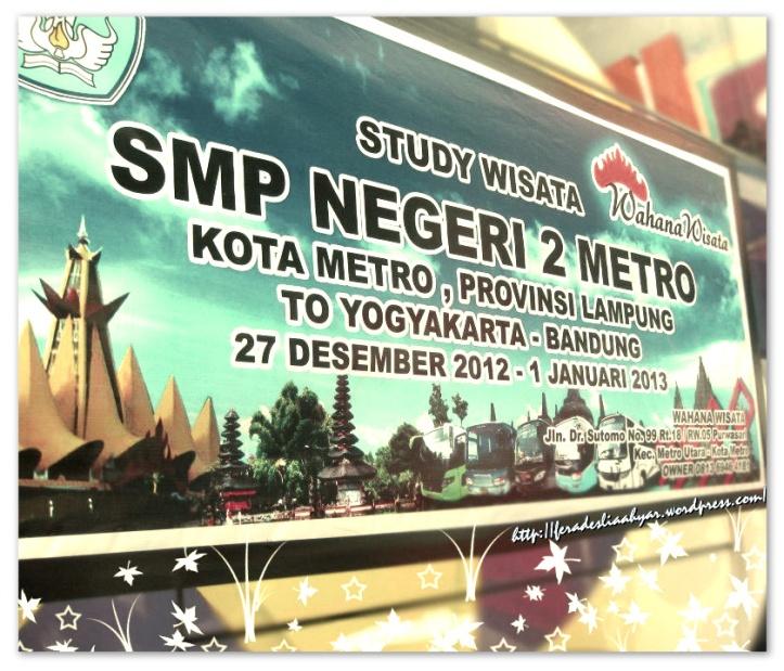 Study Tour JHS 2 Metro3