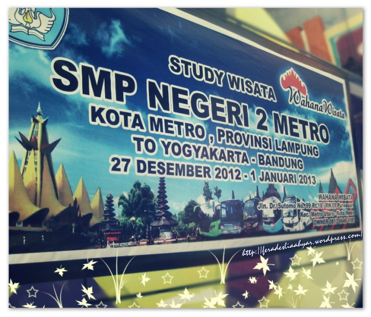 Study Tour JHS 2 Metro4